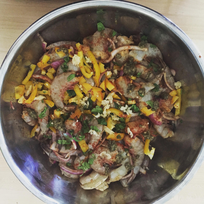 Egyptian Shrimp Kofta Recipe