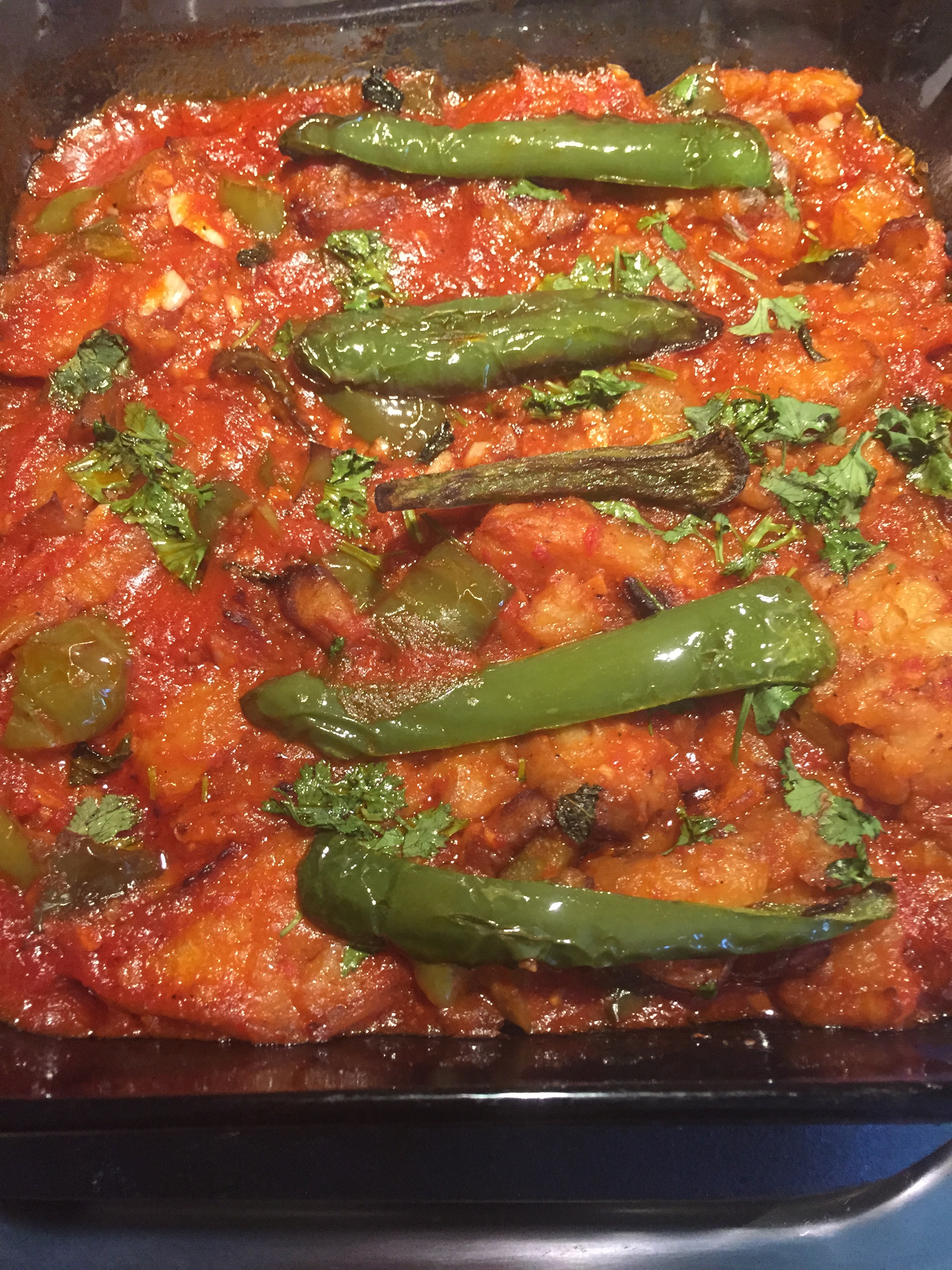 Egyptian moussaka when eggplants meet garlic and tomato sauce img1032 forumfinder Image collections
