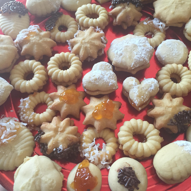 Eid cookies recipe