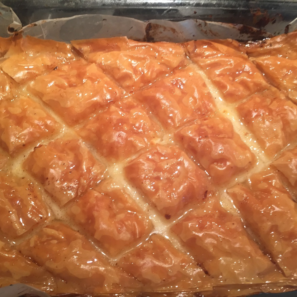 Egyptian baklava
